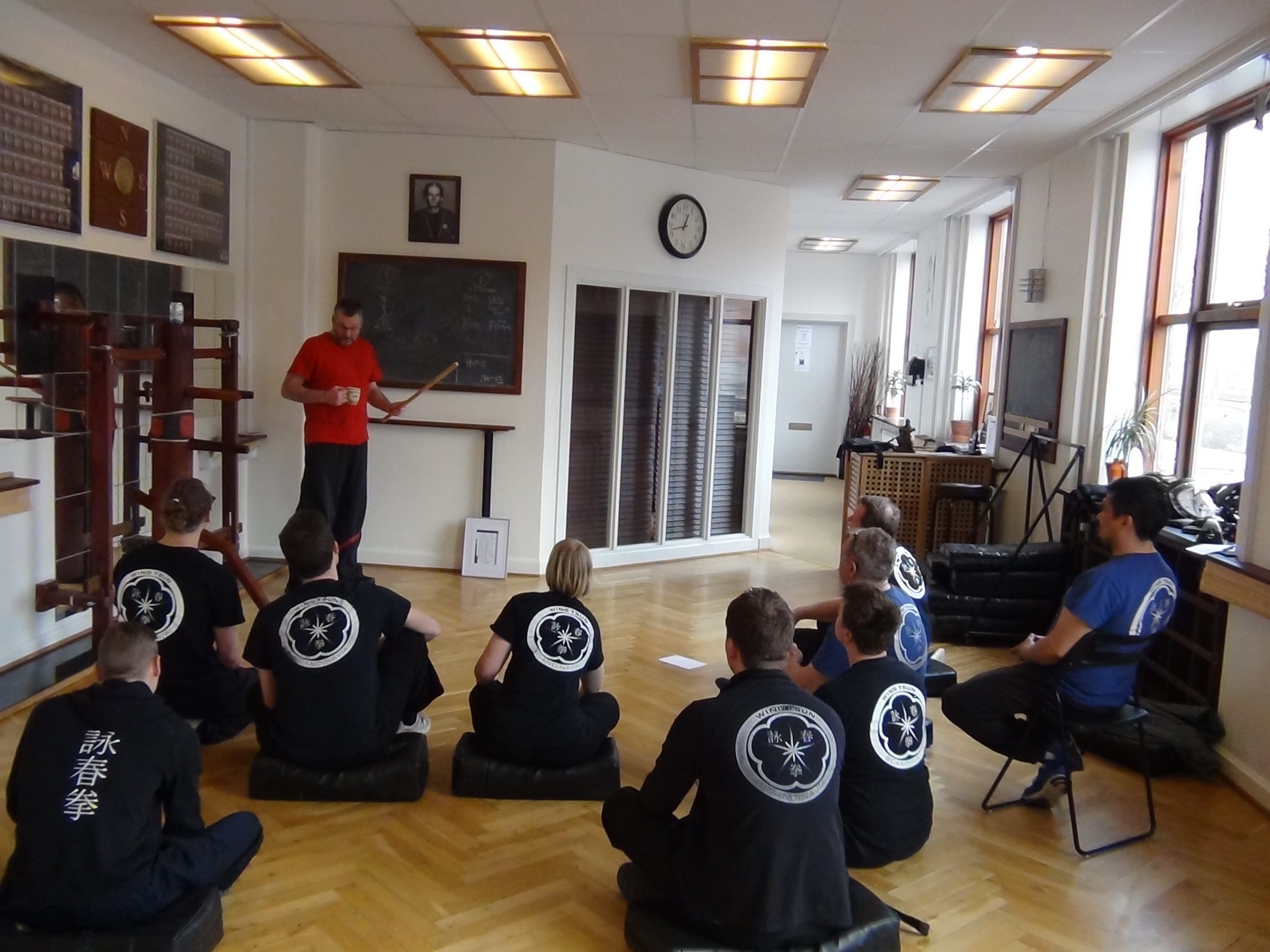 Instructors Academy - Wing Tsun Center - Copenhagen